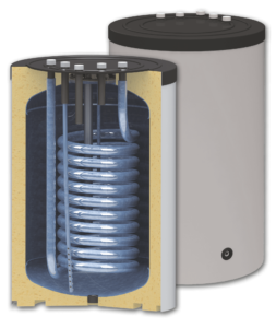 SUNSYSTEM SWUP EXT - подов бойлер за газов котел