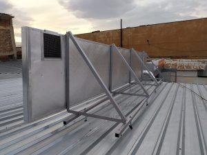 въздушни слънчеви колектори