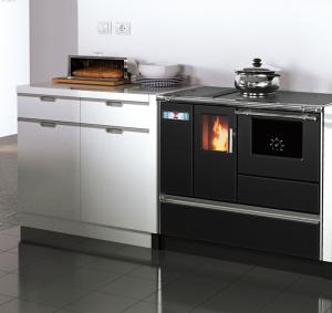 Пелетна готварска печка Alfa 90