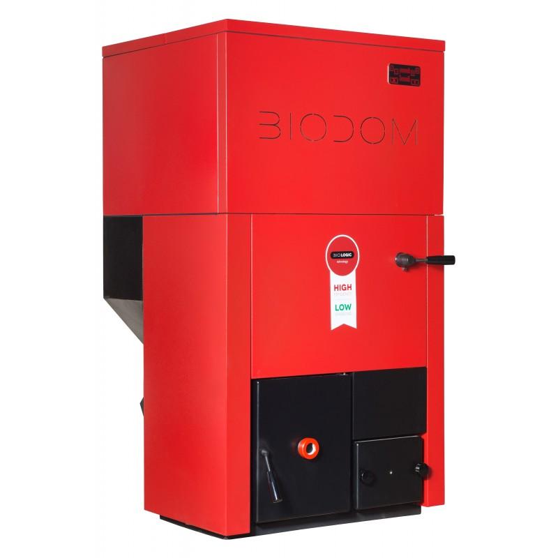Пелетен котел Biodom 21 / DF25 kW