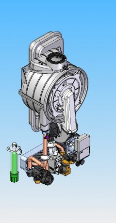 silver plus engine